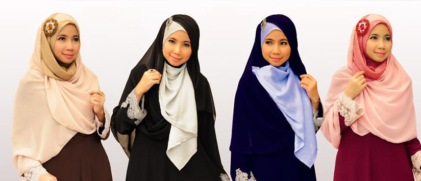 Gaya Syari Wanita Muslim di Majalah Azizah Majalah Amerika untuk Wanita Muslim Amerika