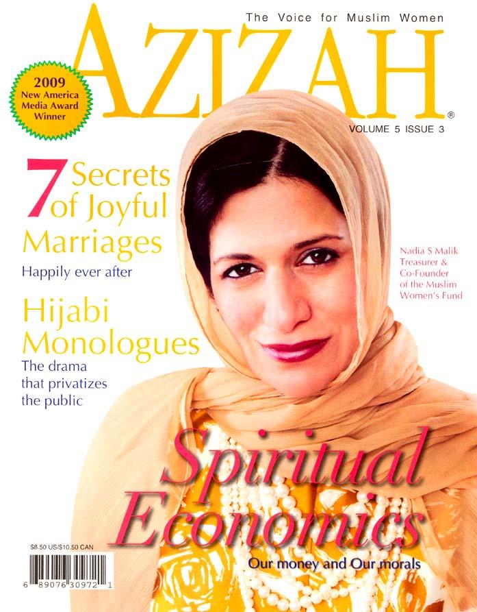 Suara Muslim Amerika Lewat Majalah Azizah